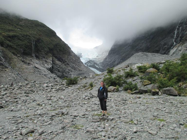 The World's Fastest Shrinking Glacier