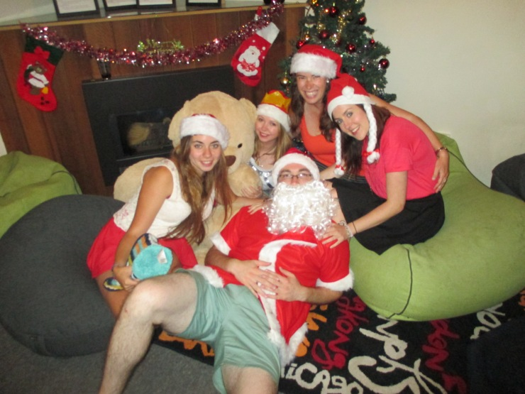 Christmas With (not so) Strangers