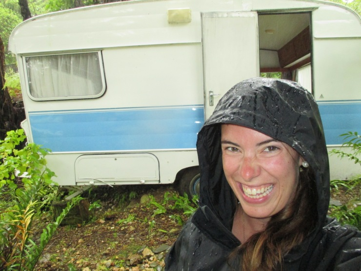 Campervan Steph