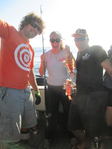 015- Koura Bay Fishing Trip