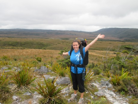 Heaphy Track Day #2: Heaphy Not for Heffers