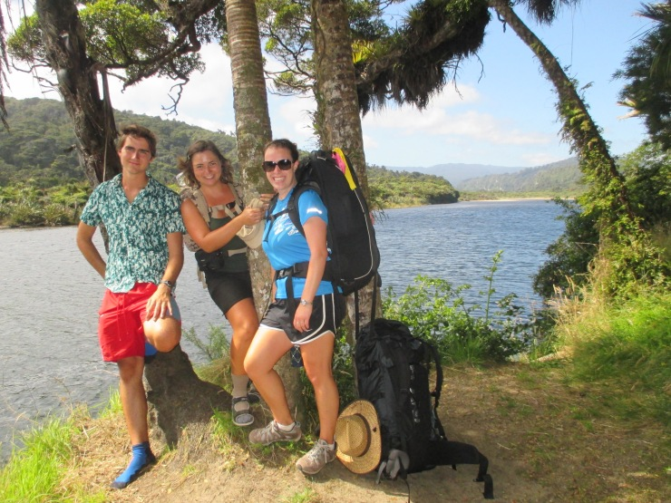 Heaphy Track Day #3: The Hamster and His Four Wives