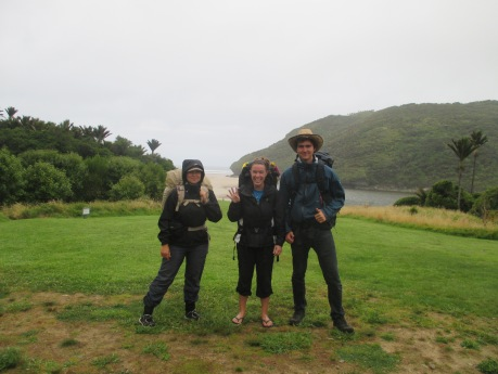 Heaphy Track Day #4: The Ants Go Marching Six by Six