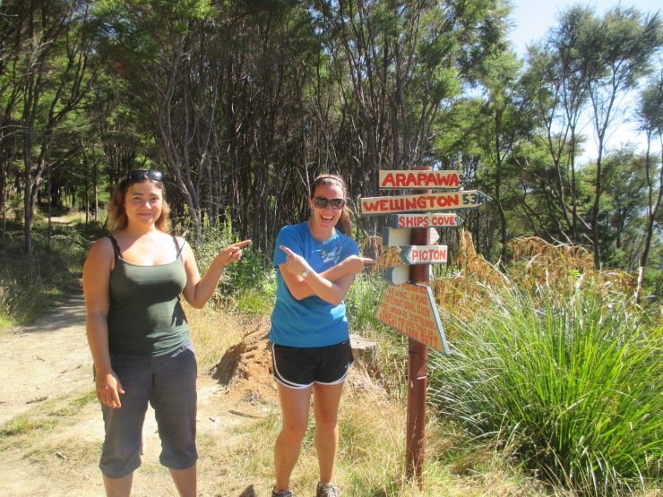 Queen Charlotte Track Day #3: Blood, Sweat & Beers