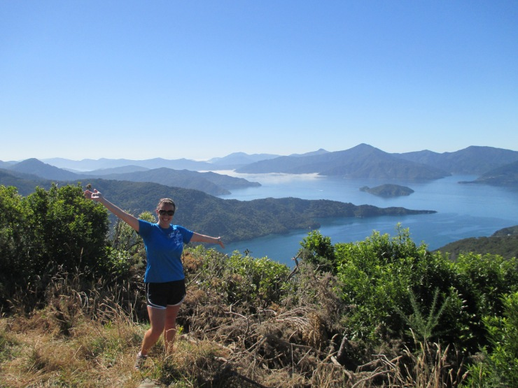 Queen Charlotte Track Day #4: Less Than a Half Marathon To Go!