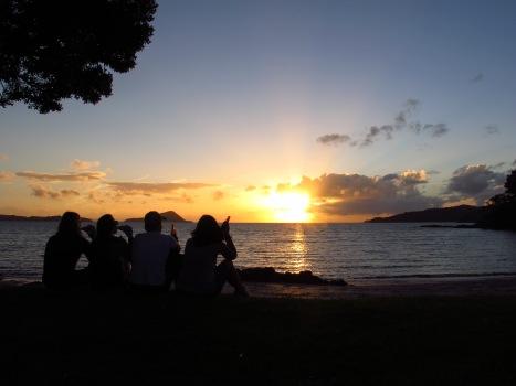 10- Coromandel Sunset