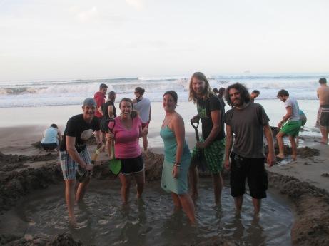 9- Hot Water Beach