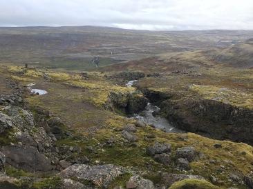Driving south from Patreksfjörður