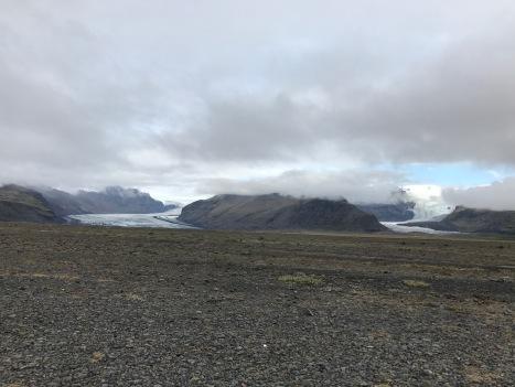 """Vatnajökull """"Water Glacier"""""""
