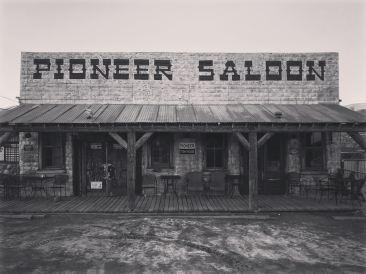 Nevada's oldest saloon
