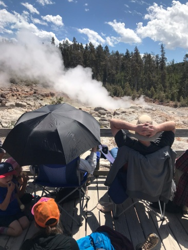 Steamboat Geyser Gazers
