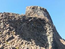Unusual rock formations at Hljóðaklettar