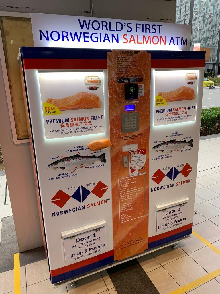 Salmon ATM